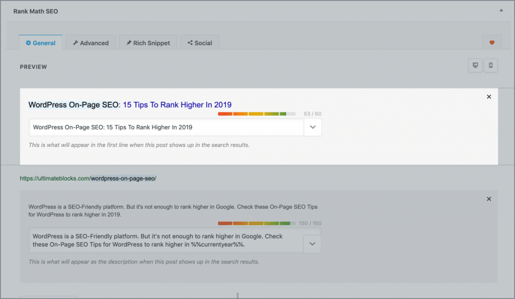 WordPress On-Page SEO: 15 Tips To Rank Higher In 2019