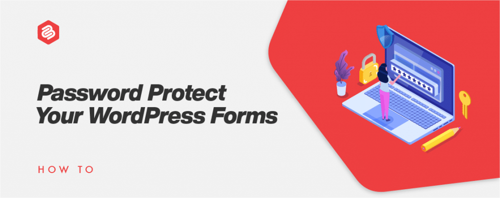 password protect your wordpress form