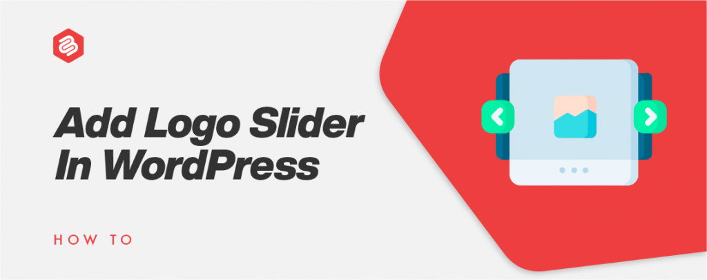 add a logo slider