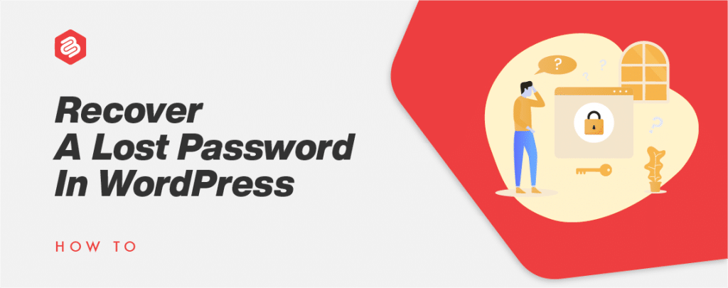 recover lost password