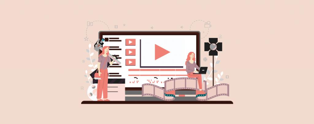 create a video gallery